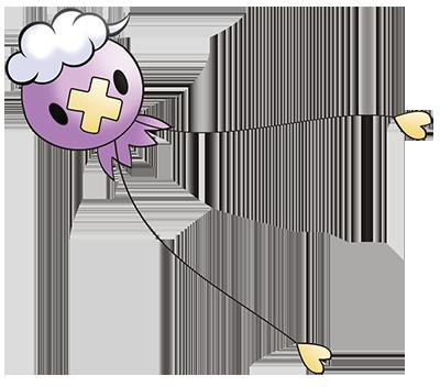 Pokemon-Drifloon