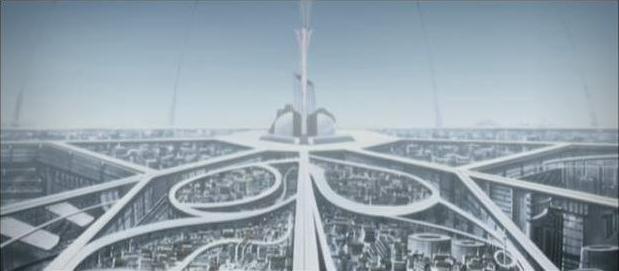 La città natale di molti dei protagonisti, Rom-Do.
